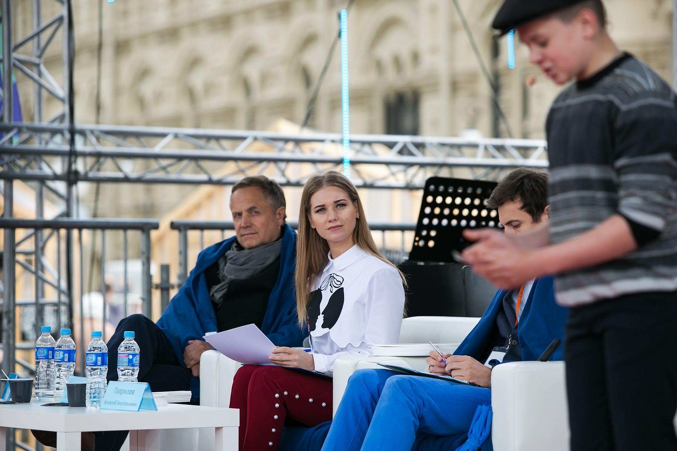Кристина Асмус, Андрй Соколов жюри